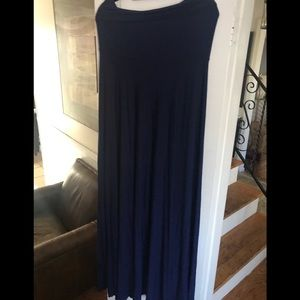 Victoria Secret foldover tube dress